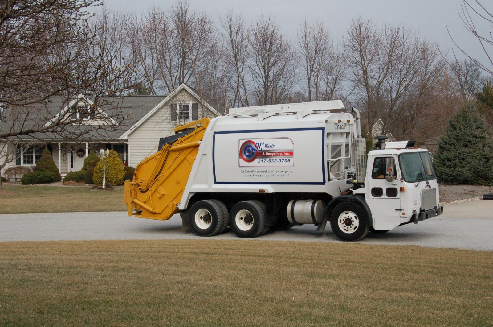 Trash Service in Litchfield IL